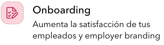 gestion recursos humanos onboarding