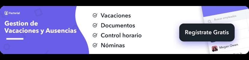 gestion vacaciones ausencias
